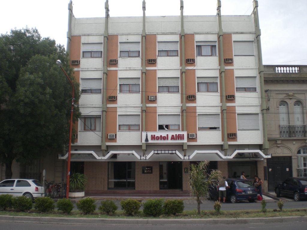 Hotel Alfil em Tres Arroyos - Argentina, Трес-Арройос