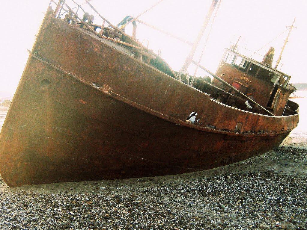 Barco fantasma, Вилла-Мариа