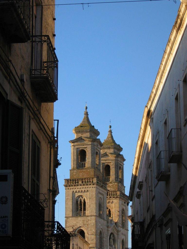Cattedrale Altamura, Альтамура