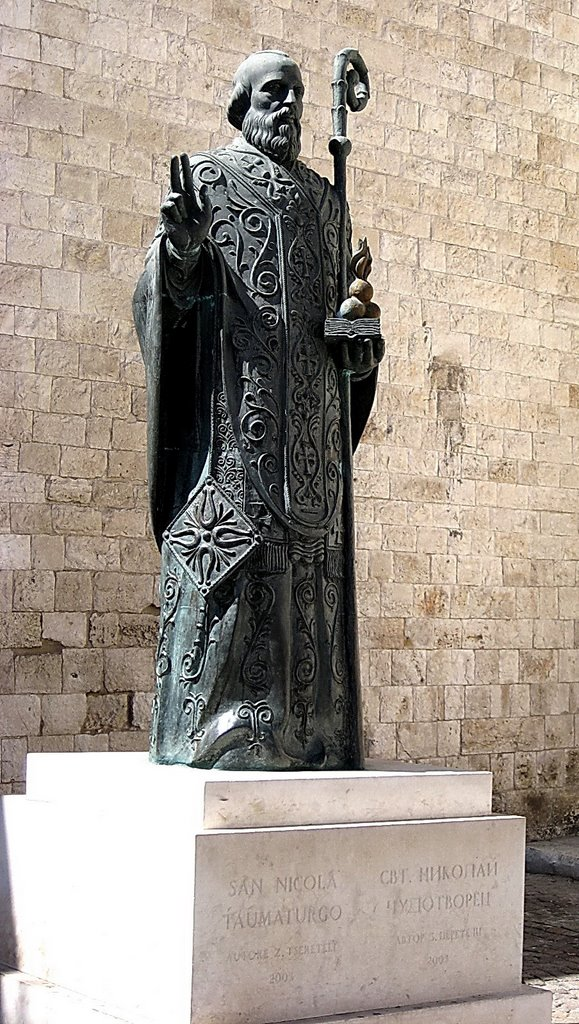 Bari. The city of Saint Nicholas., Бари