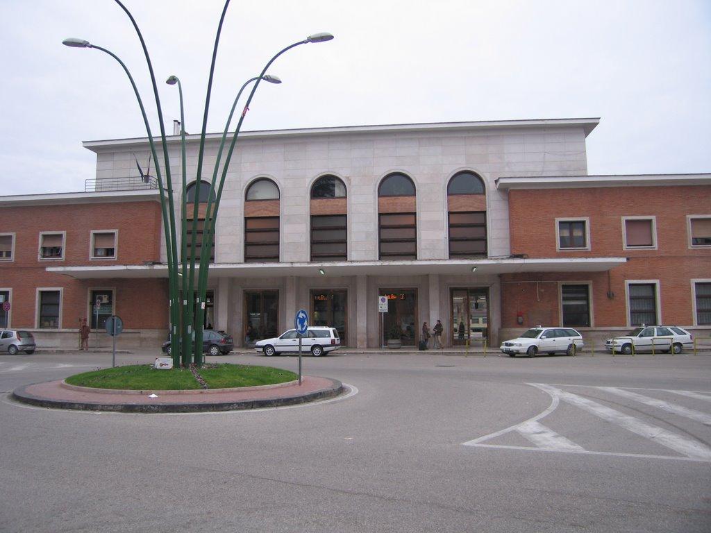 Stazione centrale, Беневенто