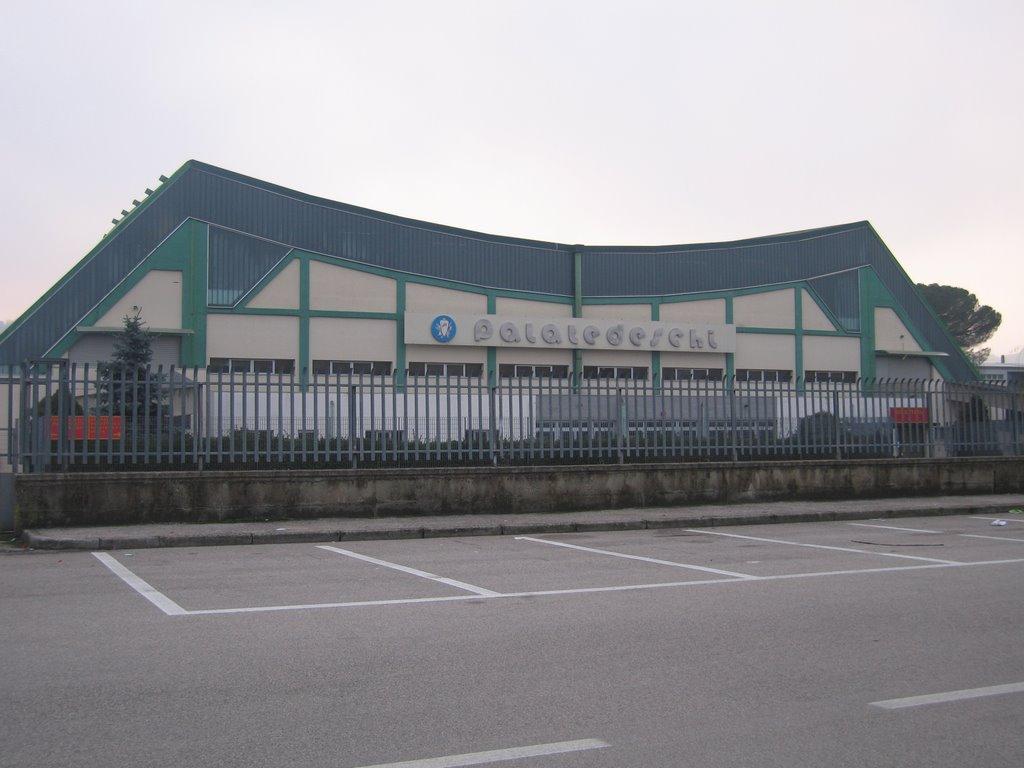 palazzetto dello sport (PalaTedeschi), Беневенто