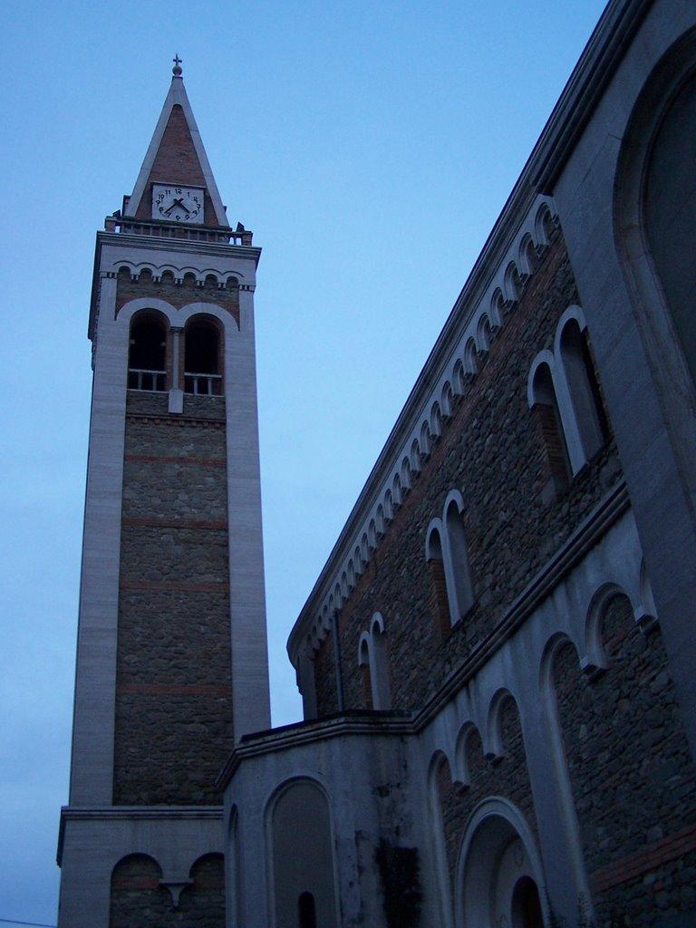 il campanile, Гела