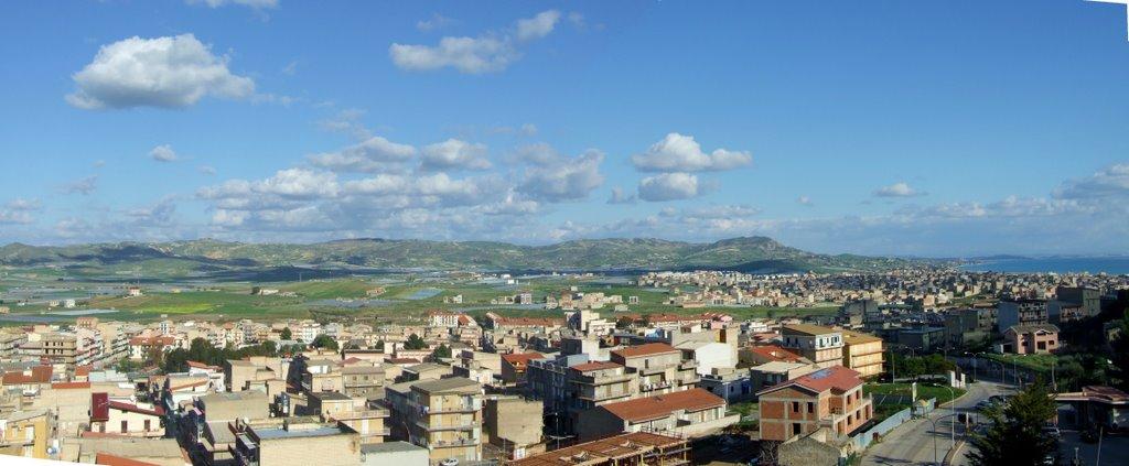 Panorama Licata 90°, Ликата