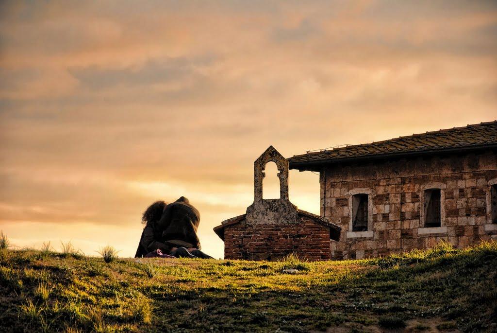 sulle mura del Cassero, Гроссето