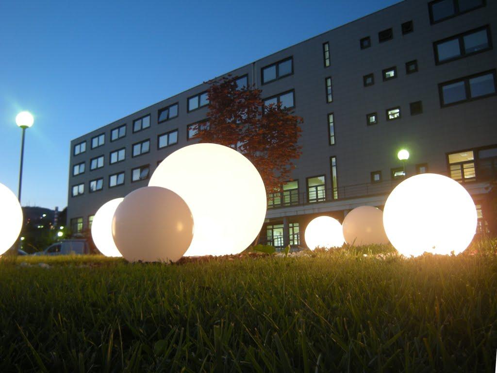 Globes, Потенца