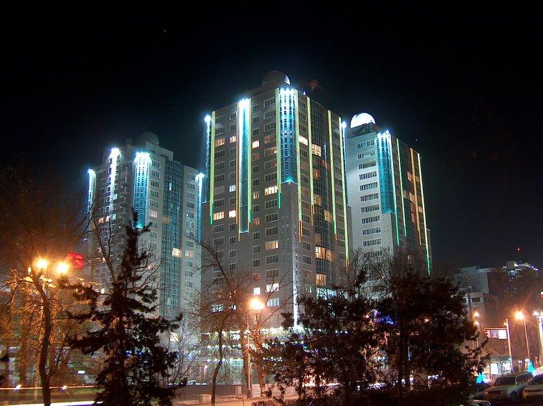 notchju, Алма-Ата