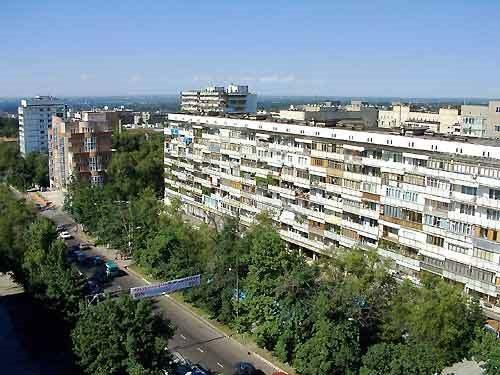 Достык, Алматы