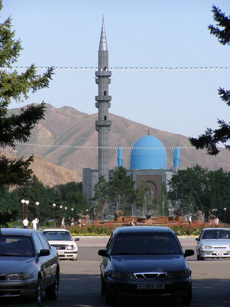Усть-Каменогорск, Усть-Каменогорск
