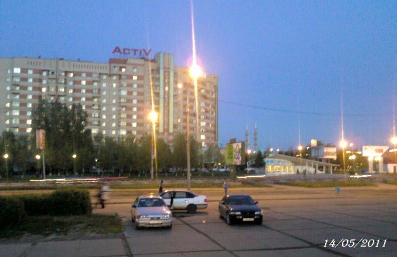 14 мая 2009, Усть-Каменогорск