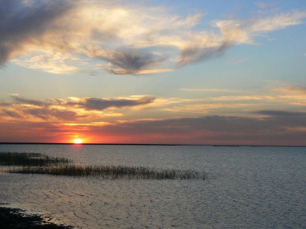 Sorkol Lake, Атырау