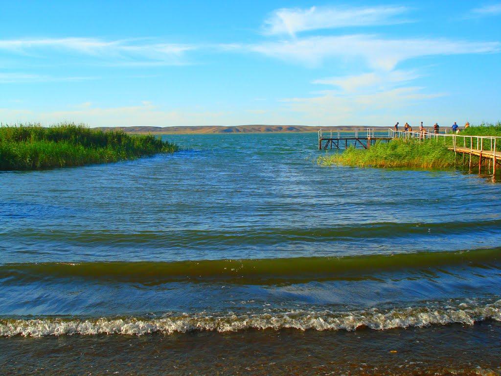 Ласкаві Балхашські хвилі, Чиганак
