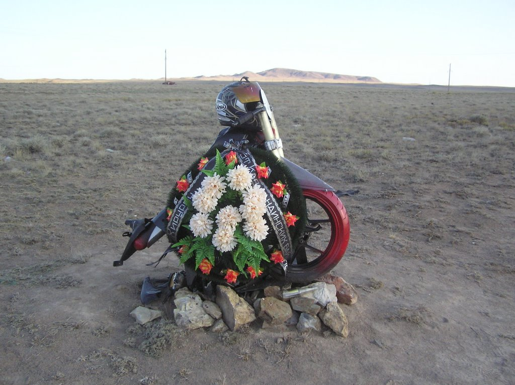 Motorcycle Grave, Гульшад