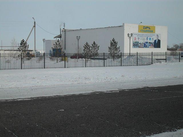 Стадион, Киевка
