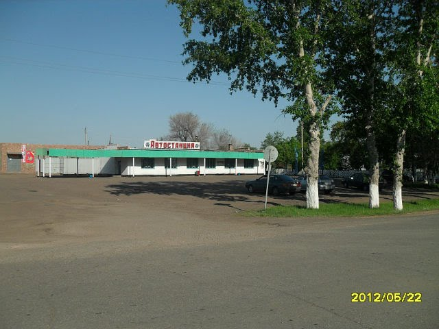 автостанция, Киевка