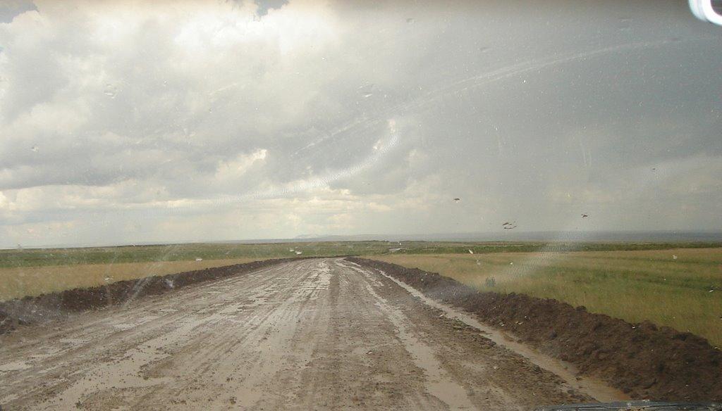 Between Semey and Ust-Kamenogorsk, summer 2007, Алексеевка