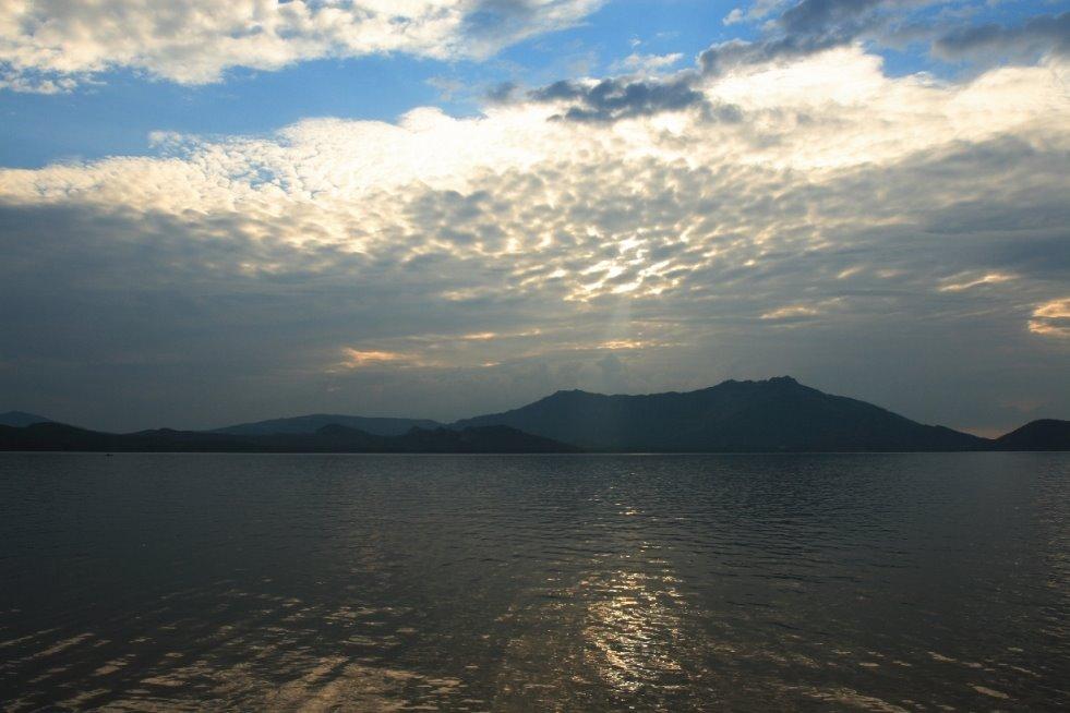 Burabay lake., Боровое