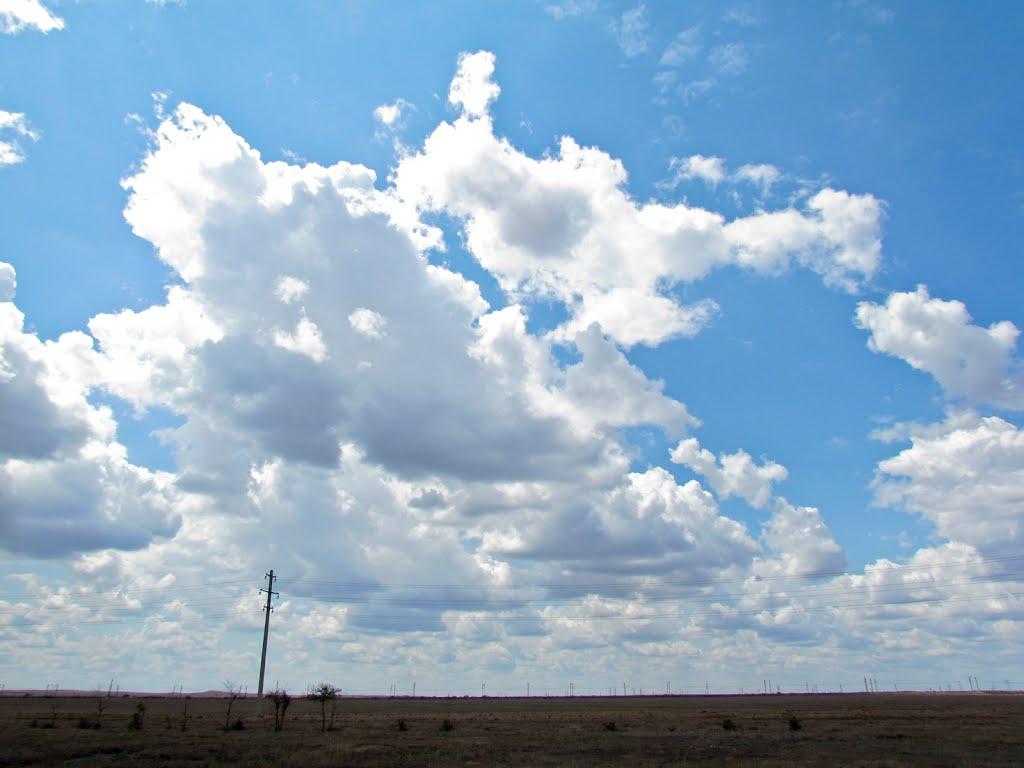 Clouds / Облака, Кокчетав