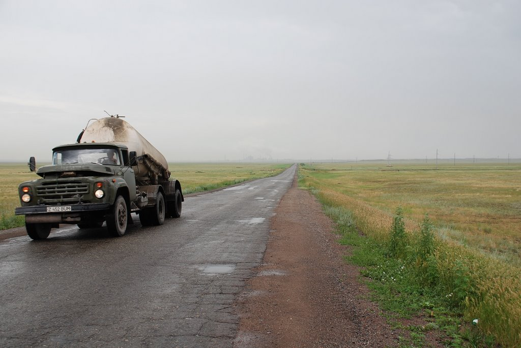 Kasachstan - mitten drin, Бельагаш