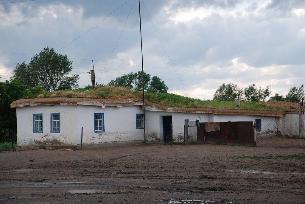 Kasachstan - Haus in Korneyevka, Бельагаш