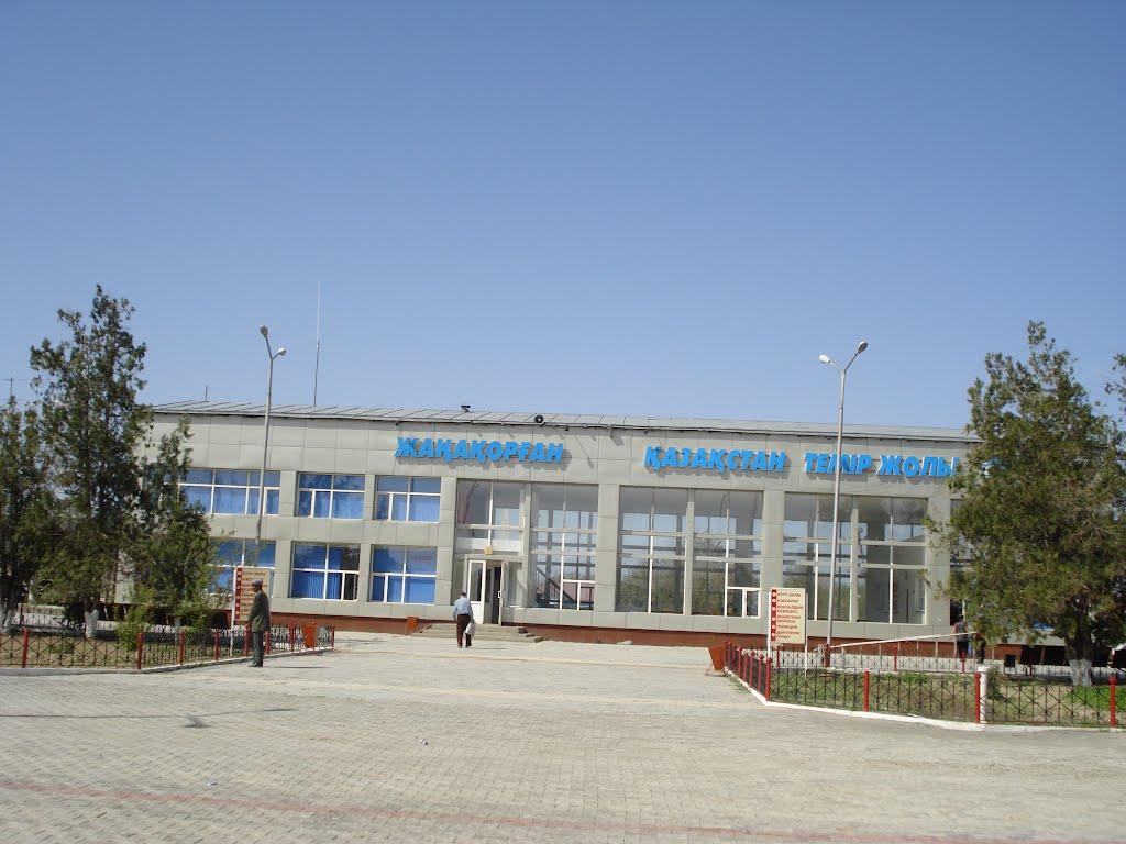 Станция Жанакорган, Жангизтобе