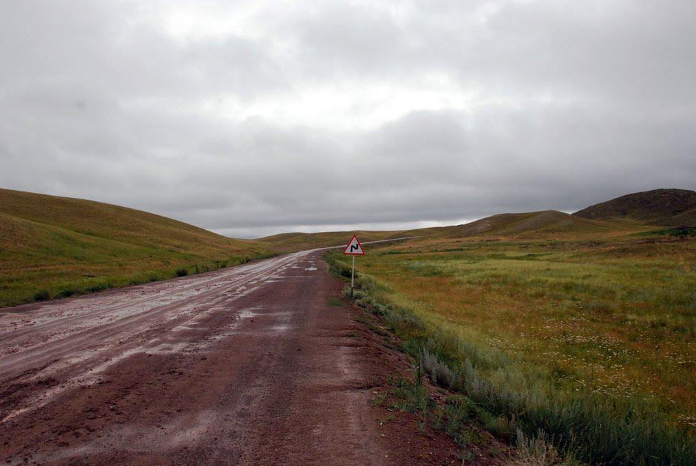 Road to Karaganda, Семипалатинск