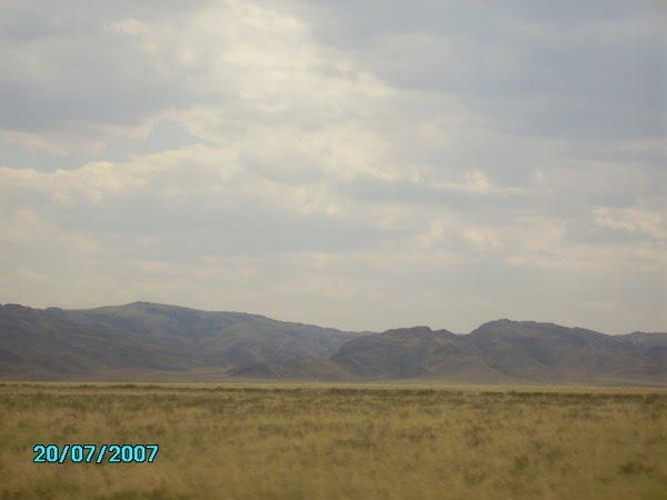 Догалан төңірегіндегі таулар (авт.Б.Р.), Семипалатинск