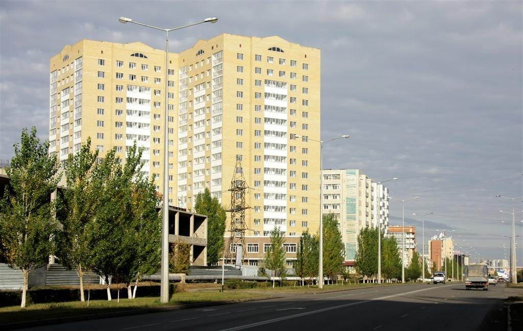 ул. Мирзояна, Таскескен