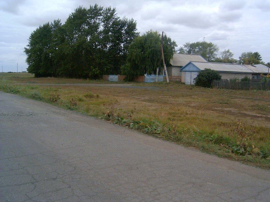 улица Южная, Вишневка