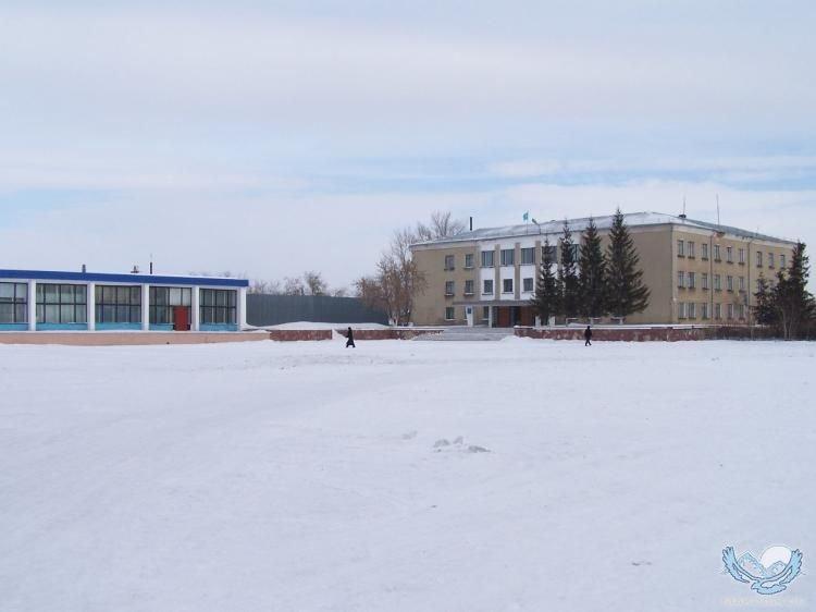 Акимат., Макинск