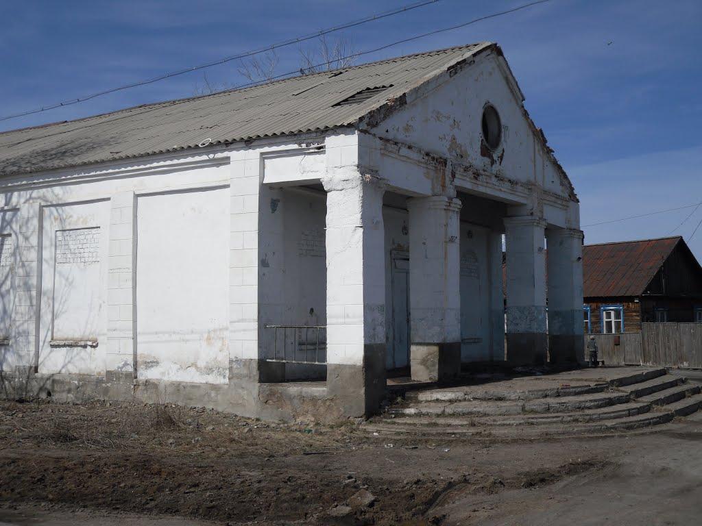 Кинотеатр Победа, Макинск