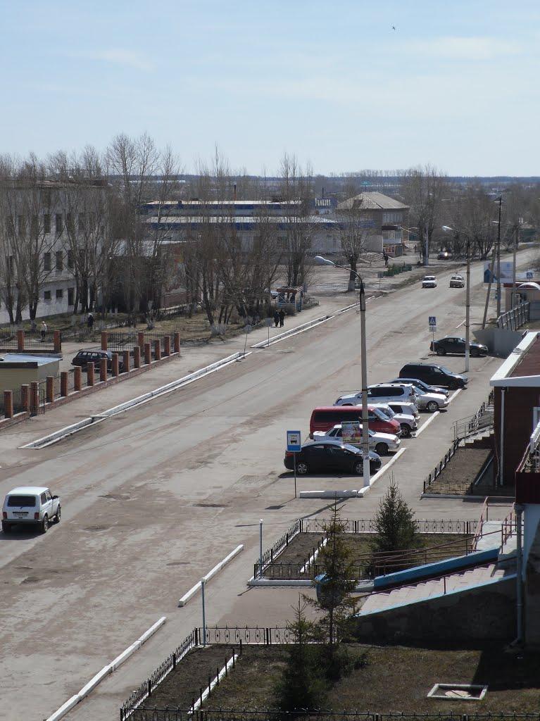 Улица Карла-Макса, Макинск