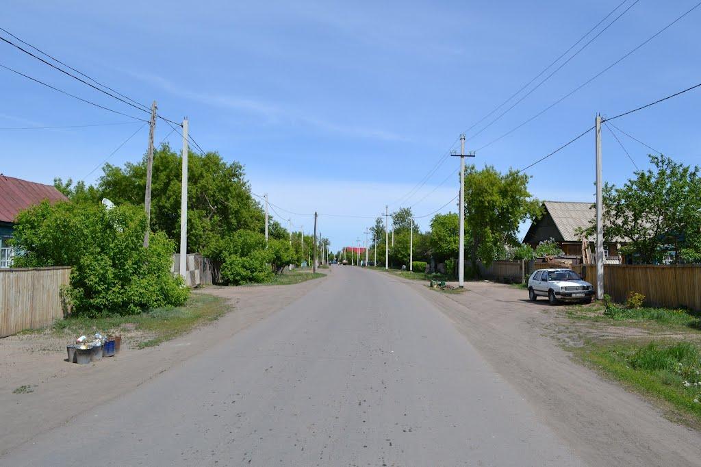 ул. Габдуллина, Макинск