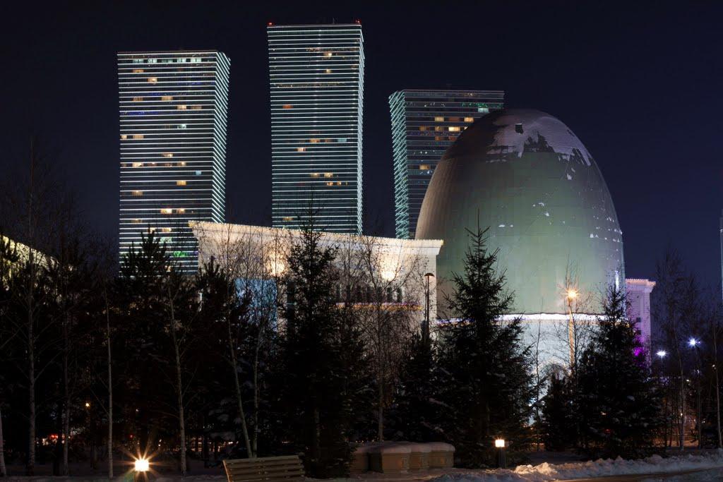 Astana, Kazakhstan., Астана