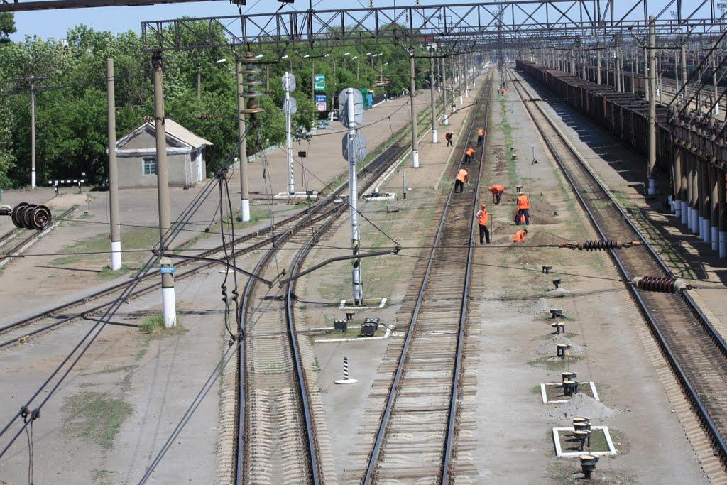 Станция Атбасар, Атбасар