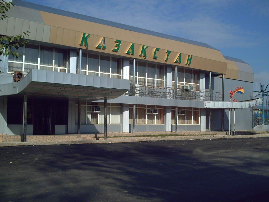 """Ресторан """"Казахстан"""", Кокшетау"""