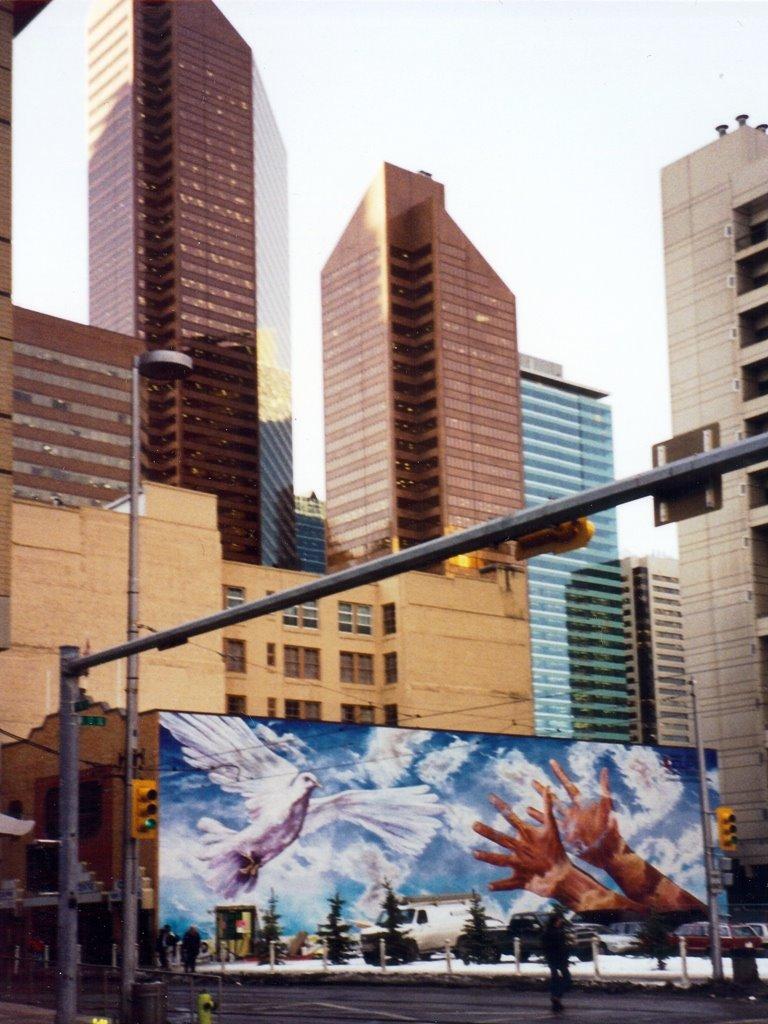 Calgary Downtown, Калгари