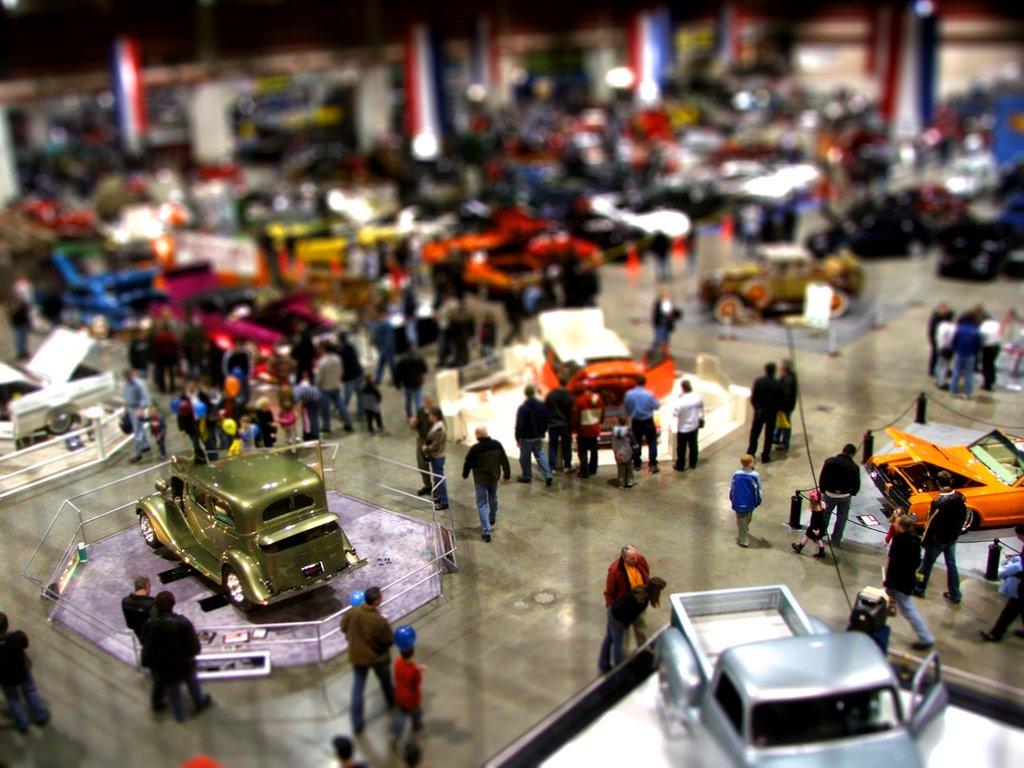 World of Wheels 2006, Calgary, Калгари