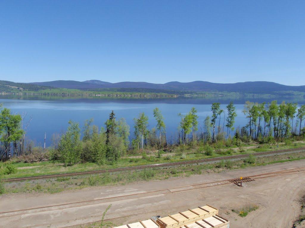 Fraser Lake, Бурнаби