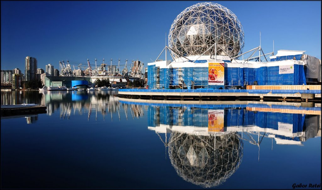 Under Cover, Ванкувер