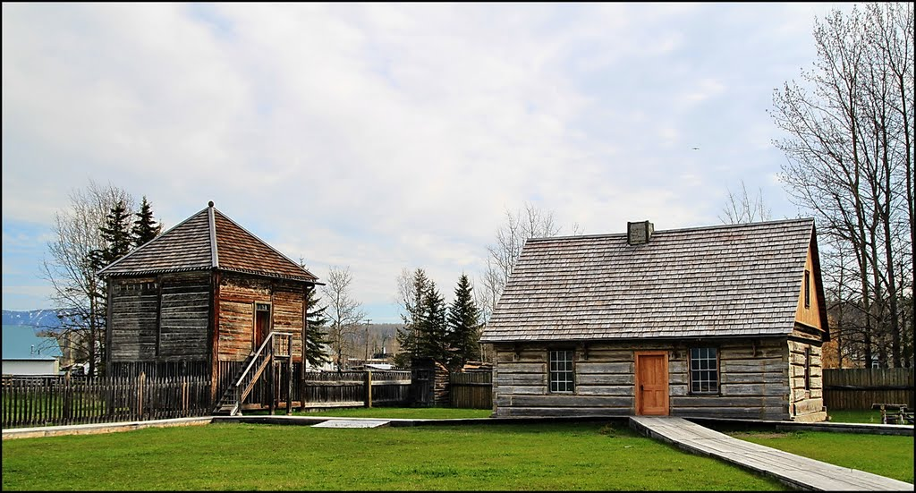 Fort St James, BC 16.5.2011 ... C, Нью-Вестминстер