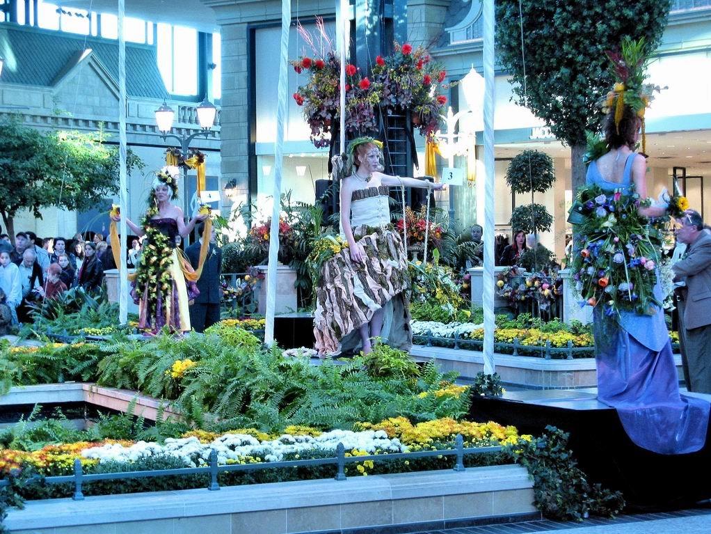 eco fashion show, Лаваль