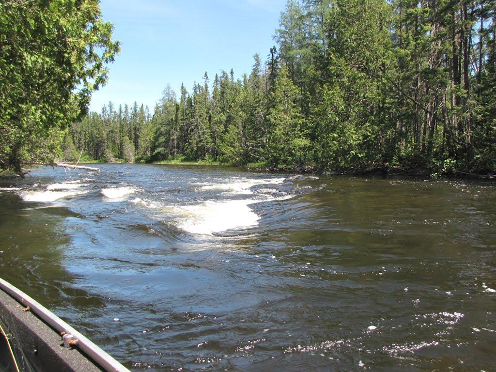 Esnagami River, Маркхам