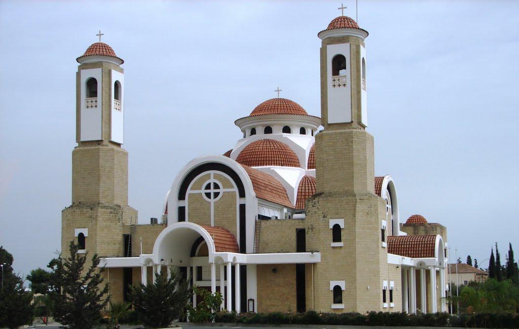 a@a. st. george kontos cherch larnaca Cyprus, Ларнака