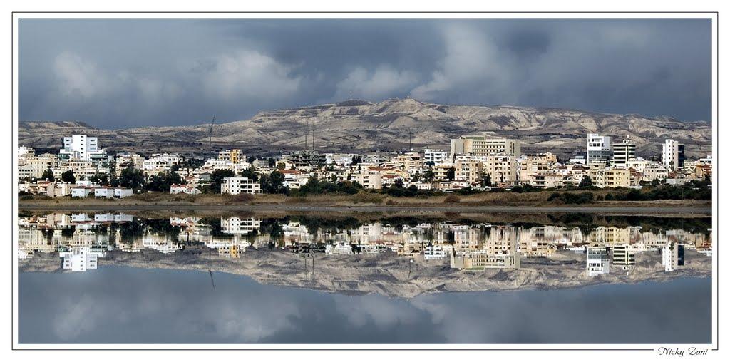 Λάρνακα Αλυκή - Larnaka Salt Lake, Ларнака