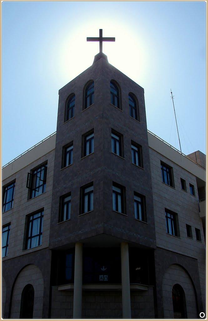 """Larnaca : """"Nézz, nézz az ég felé."""", Ларнака"""