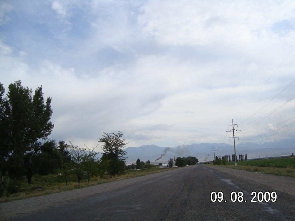 Август 2009., Фрунзе