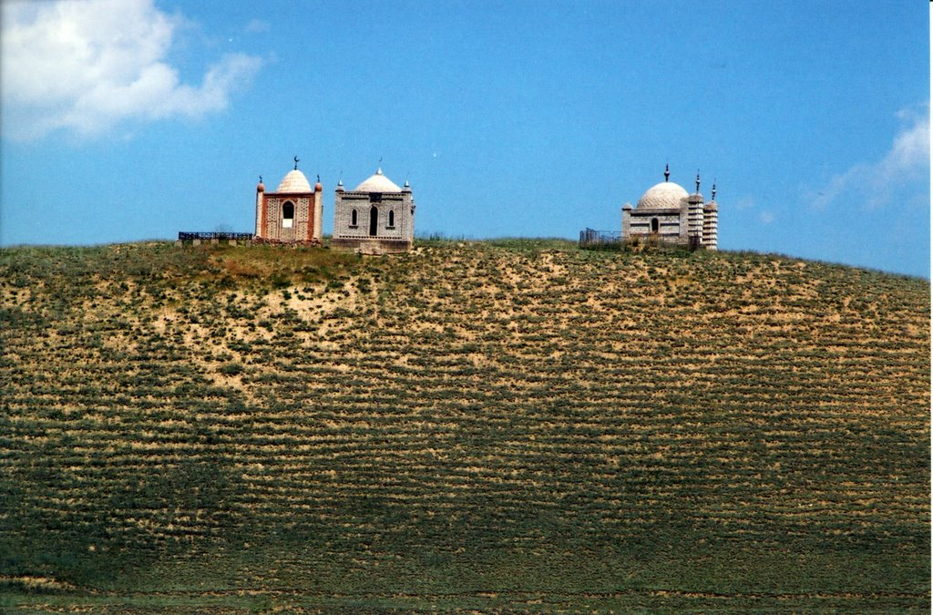 муульманское кладбище, Ат-Баши