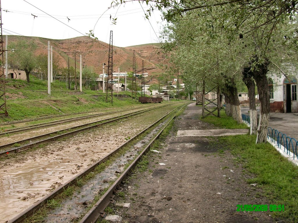 nádraží, Сулюкта