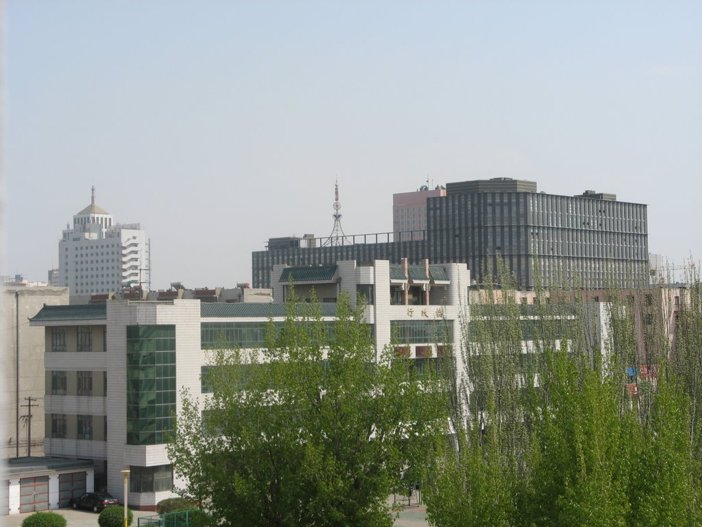 包九中行政楼(the Administration Building of Baotou No.9 middle school), Баотоу